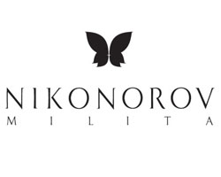 Suknie ślubne, wieczorowe, koktajlowe,dzienne; naszyjniki dzianinowe od Mility Nikonorov