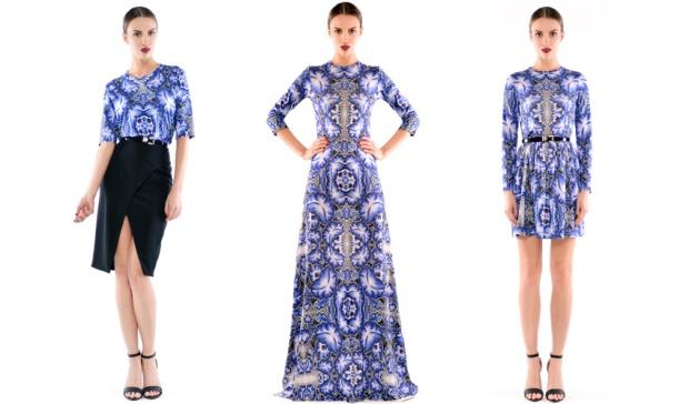 sukienki-z-drukiem